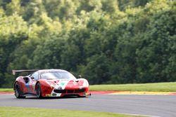 #961 Spirit Of Race Ferrari 488 GT3: Alex Demerdjian, Davide Rizzo, Nicolas Minassian, Toni Vilander