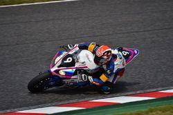 #9 Bmcj Motorrad Rennsport BMW: Koji Teramoto, Pedro Vallcaneras