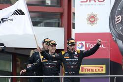 1. Pro-Am: #16 Black Falcon Mercedes-AMG GT3: Oliver Morley, Miguel Toril, Maximilian Götz, Marvin K