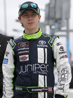 Brandon Jones, Joe Gibbs Racing, Juniper Toyota Camry
