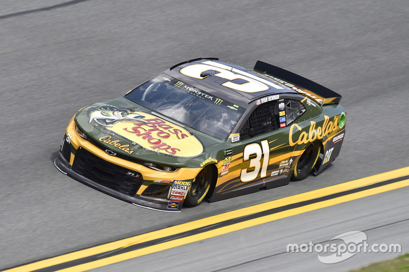 8. Ryan Newman, Richard Childress Racing, Chevrolet