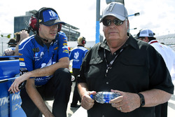 Greg Ives and Rick Hendrick