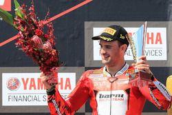 Podium: Tercero, Xavi Fores, Barni Racing Team