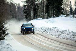 الأحداث وسط الثلوج