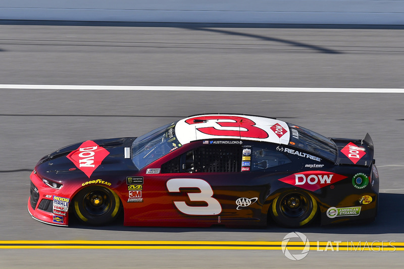 14. Austin Dillon, Richard Childress Racing, Chevrolet