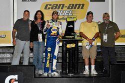 Chase Elliott, Hendrick Motorsports Chevrolet Camaro wins duel 2