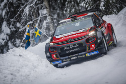 Mads Osberg, Torstein Eriksen, Citroën C3 WRC, Citroën World Rally Team