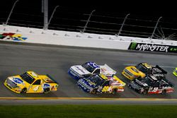 David Gilliland, Kyle Busch Motorsports, Pedigree Toyota Tundra, Clay Greenfield, Clay Greenfield, A