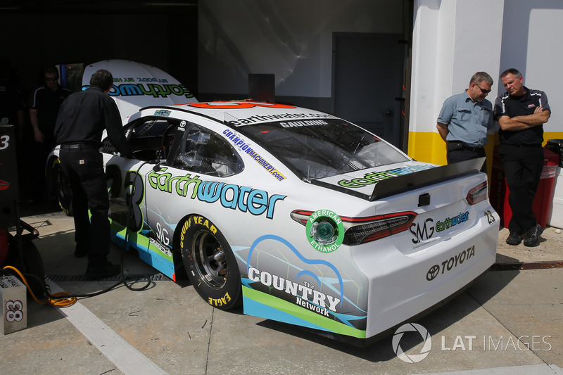 Грей Голдинг, BK Racing Toyota Camry