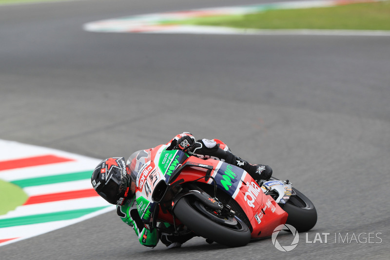 23: Scott Redding, Aprilia Racing Team Gresini, 1'48.744