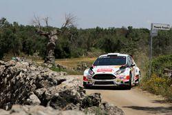 Domenico Erbetta, Valerio Silvaggi, Ford Fiesta R5, GDA Communication