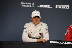 Valtteri Bottas, Mercedes-AMG F1 en la conferencia de prensa