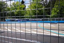 Preparation for Zurich ePrix