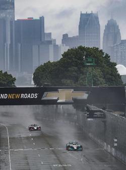 Gabby Chaves, Harding Racing Chevrolet, Marco Andretti, Herta - Andretti Autosport Honda
