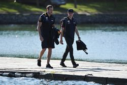 Max Verstappen, Red Bull Racing Daniel Ricciardo, Red Bull Racing