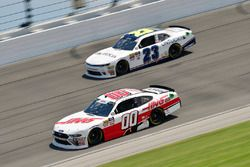 Cole Custer, Stewart-Haas Racing, Ford Mustang Haas Automation, Chase Elliott, GMS Racing, Chevrolet Camaro