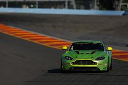 #9 Automatic Racing, Aston Martin Vantage, GS: Aurora Straus, Nick Longhi, Ramin Abdolvahabi