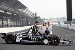 Ed Carpenter, Ed Carpenter Racing Chevrolet, family
