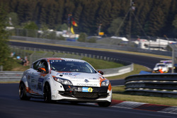 #165 rent2Drive-Familia-racing Renault Megane RS: Axel Jahn, Sergey Gorbunov, Andrei Sidorenko, Oliver Greven