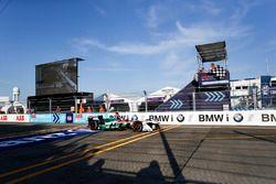 Daniel Abt, Audi Sport ABT Schaeffler, wint de Berlin ePrix