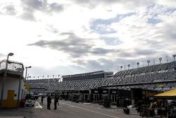 Daytona, atmosfera