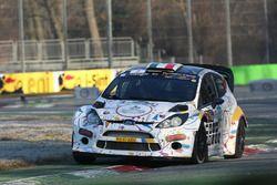 Симоне де Мартини и Лучо Баджо, Ford Fiesta RS WRC