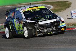 Алессио Салуччи и Митиа Дотта, Hyundai i20 WRC