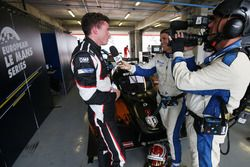 P3 Qualifying; #9 AT Racing, Ligier JS P3 - Nissan: Mikkel Jensen