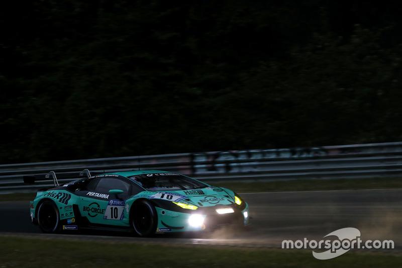 24. #10 Konrad Motorsport Lamborghini Huracan GT3: Michele Di Martino, Christopher Brück, Matias Henkola, Franz Konrad
