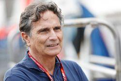 Nelson Piquet,père de Pedro Piquet, Trident
