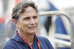 Nelson Piquet father of Pedro Piquet, Trident