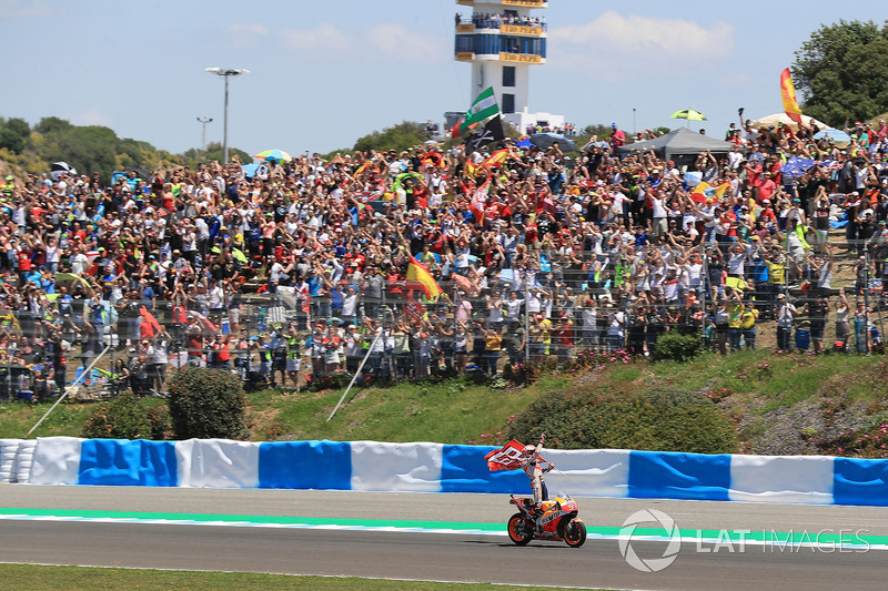 GP de España: 1º