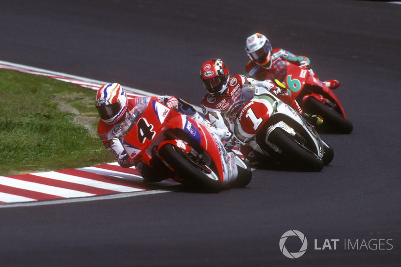 Mick Doohan, campeón del mundo de 500cc 1994