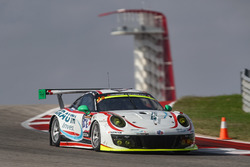 #13 Manthey Racing, Porsche 991 GT3 R: Steve Smith, Randy Walls, Hari Proczyk, Dennis Olsen