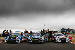 Line-up delle vetture