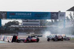 Nick Heidfeld, Mahindra Racing, Alex Lynn, DS Virgin Racing