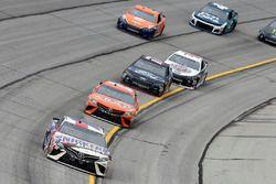 Kyle Busch, Joe Gibbs Racing, Snickers Almond Toyota Camry Daniel Suarez, Joe Gibbs Racing, ARRIS To