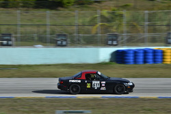 #611 MP4B Mazda Miata, Gregory Gilot, FAAS Racing