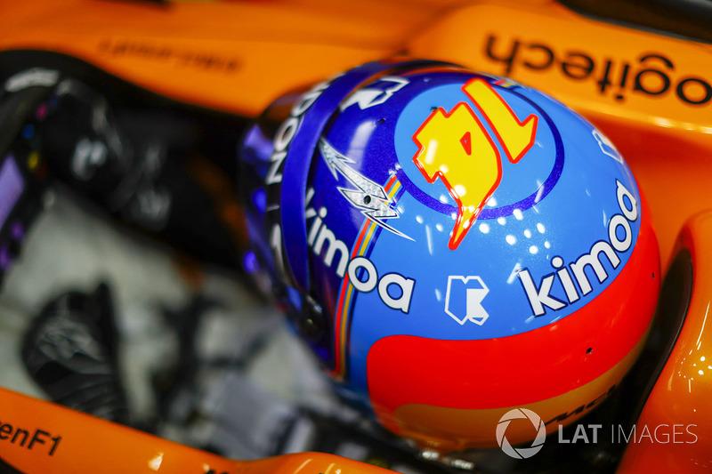 Fernando Alonso: seu papel como piloto de ponta