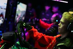 L'engagé de McLaren au tournoi World's Fastest Gamer