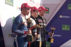 Presley Martono di podium kedua MRF Challenge Bahrain Race 1