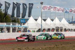Matias Rossi, Nova Racing Ford, Agustin Canapino, Jet Racing Chevrolet, Gaston Mazzacane, Coiro Dole
