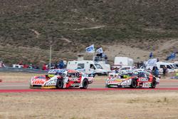 Guillermo Ortelli, JP Carrera Chevrolet, Norberto Fontana, JP Carrera Chevrolet