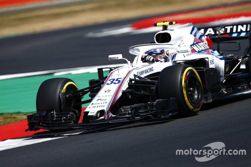 14. Sergey Sirotkin, Williams FW41