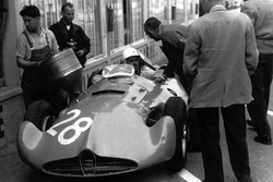 Морис Трентиньян, Bugatti Type 251