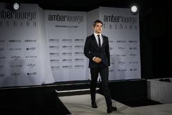 Charles Leclerc, Sauber at Amber Lounge Fasion Show