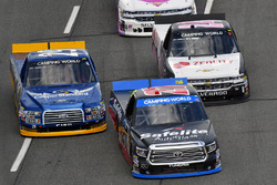 Ben Rhodes, ThorSport Racing Toyota and Chase Briscoe, Brad Keselowski Racing Ford