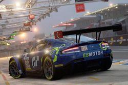 #90 TF Sport, Aston Martin V8 Vantage: Salih Yoluc, Euan Hankey, Nicki Thiim, Gran Turismo Sport Tan