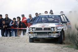 Мики Биазон и Карло Кассина, Lancia Delta Integrale