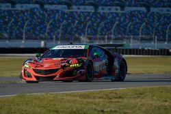 #93 Michael Shank Racing Acura NSX: Lawson Aschenbach, Justin Marks, Mario Farnbacher, Côme Ledogar